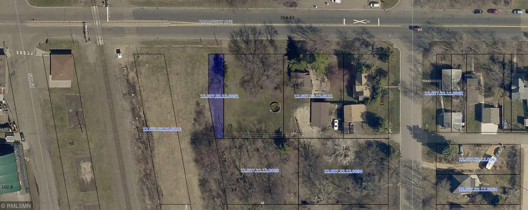 XXXX Blk A,B,213-219,232-263 LOT 12 Property Photo - Saint Paul Park, MN real estate listing