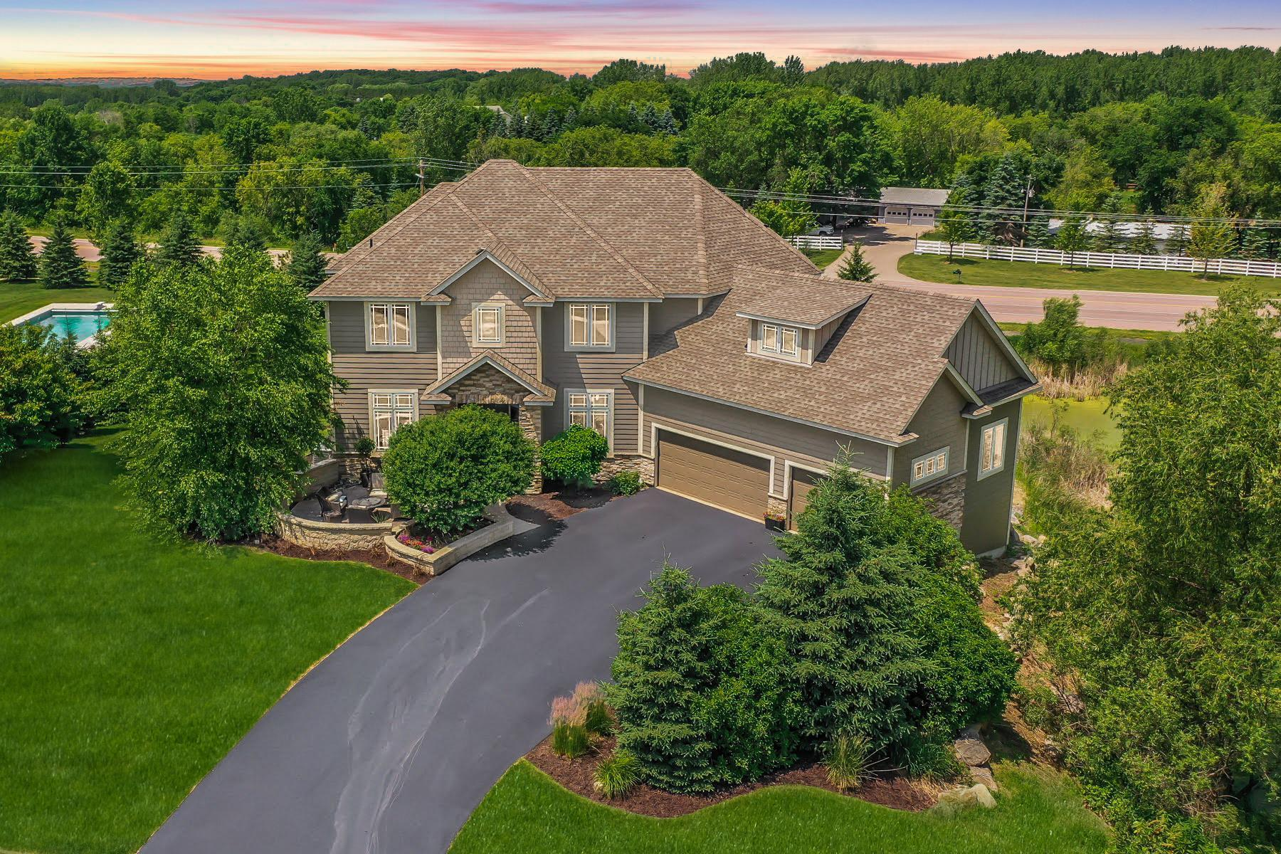 8755 Canter Lane Property Photo - Credit River Twp, MN real estate listing