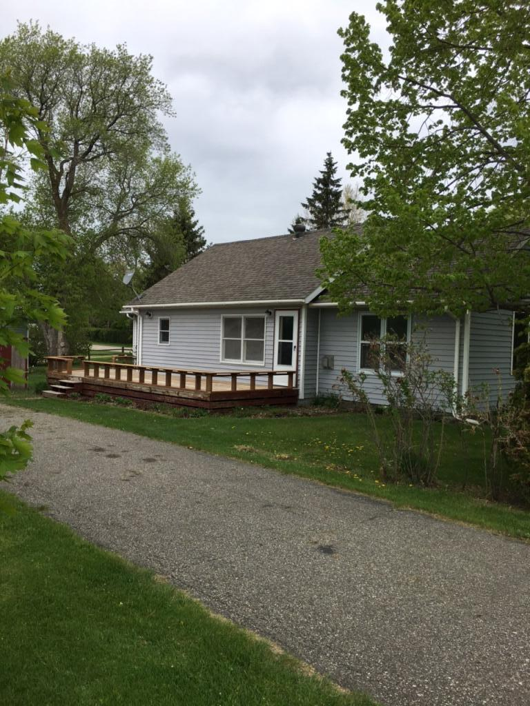 105 walnut Property Photo - Clitherall, MN real estate listing
