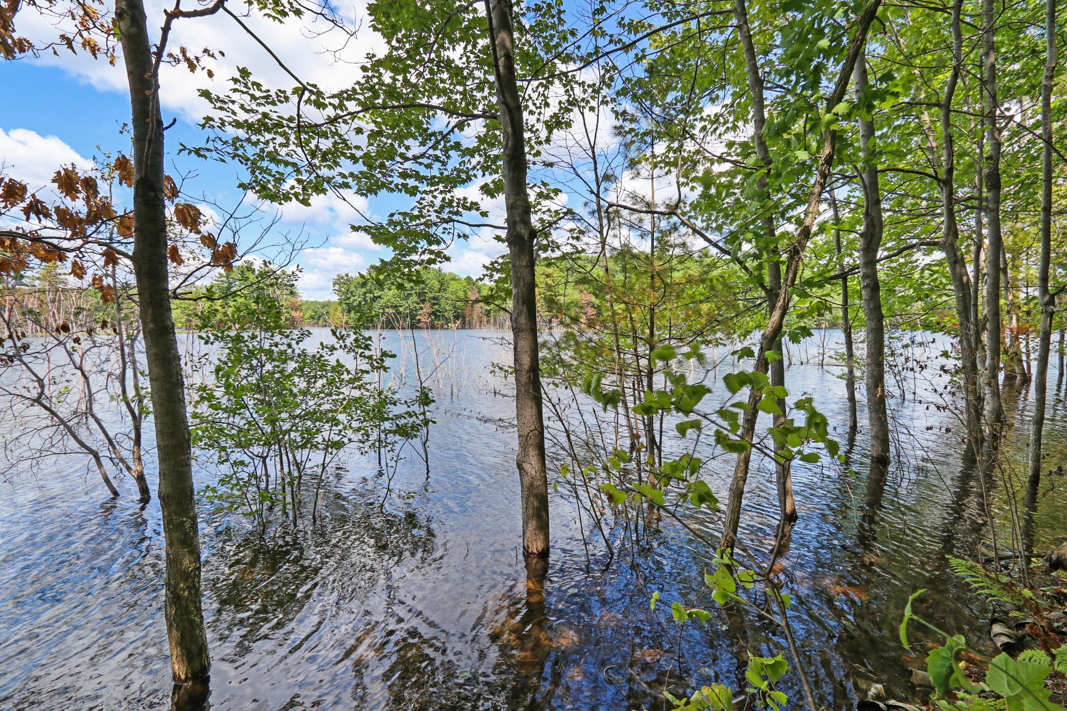 Lot 9 Spider Lake Drive Property Photo - Birchwood, WI real estate listing