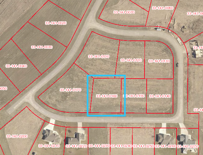 Lot 6 Blk 3 11th Avenue SE Property Photo - Willmar, MN real estate listing
