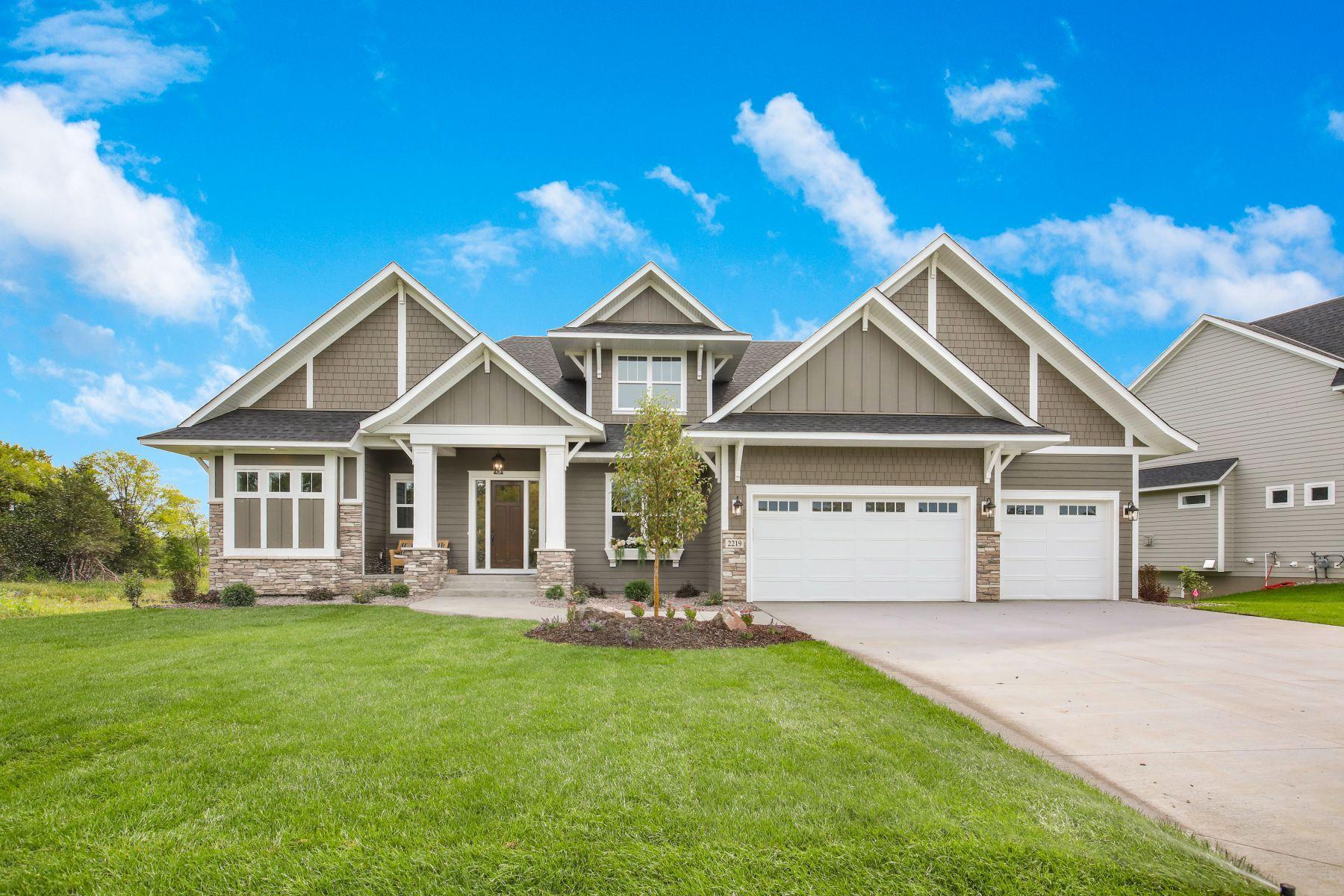 2219 Lakeshore Point Drive NE Property Photo - Saint Michael, MN real estate listing