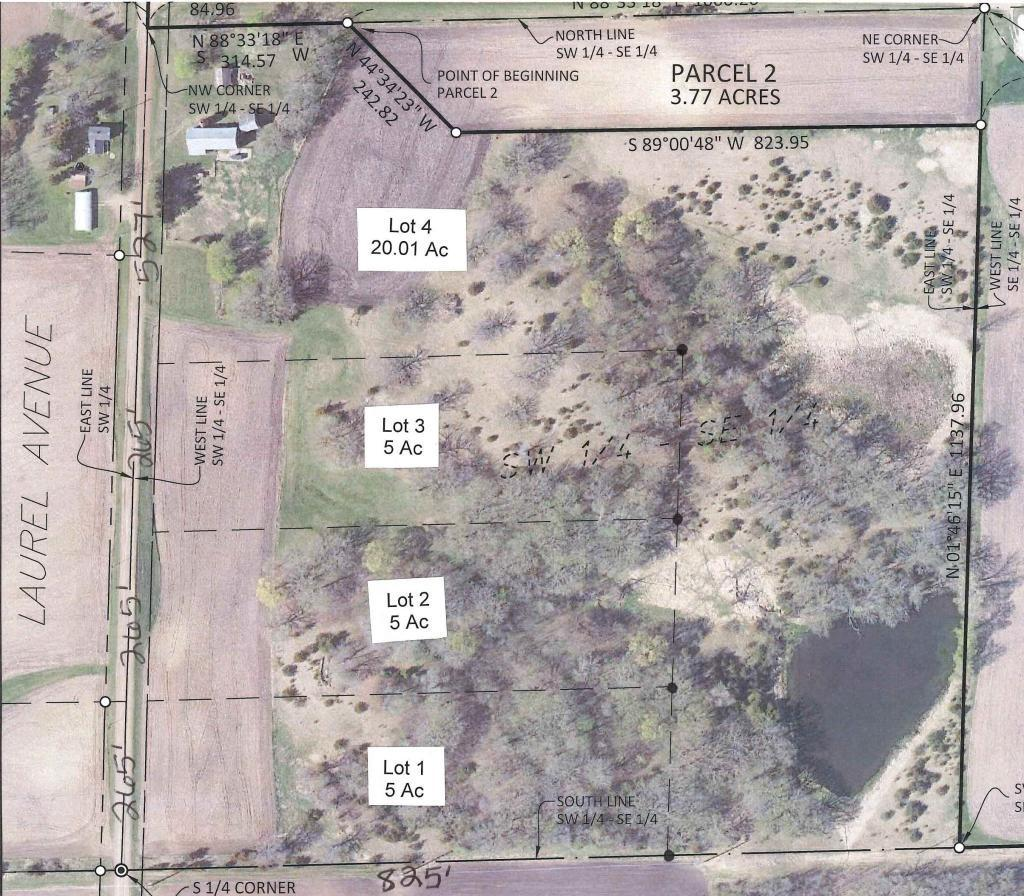 4XXX Laurel Property Photo - Cologne, MN real estate listing