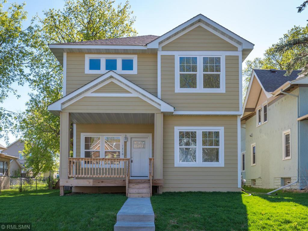 1210 Irving N Property Photo - Minneapolis, MN real estate listing