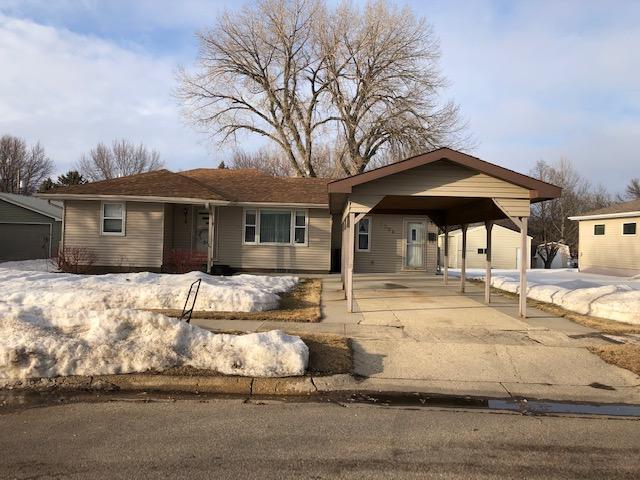 1304 Elm Property Photo - Wheaton, MN real estate listing