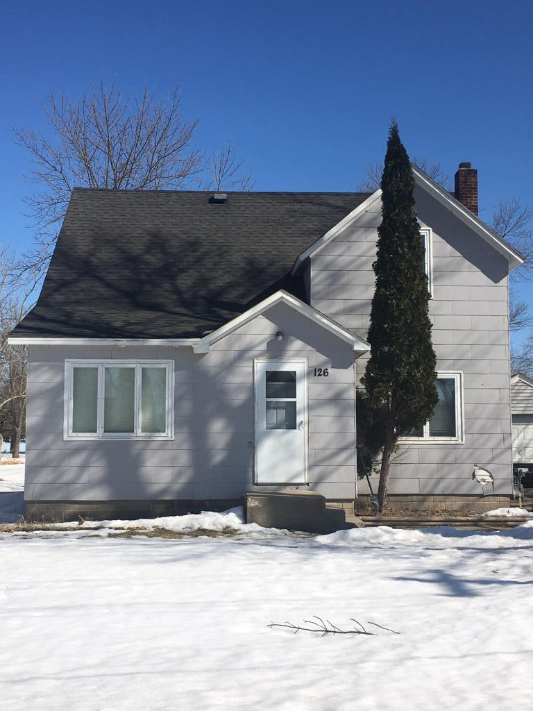 126 Maple Street Property Photo - Tyler, MN real estate listing