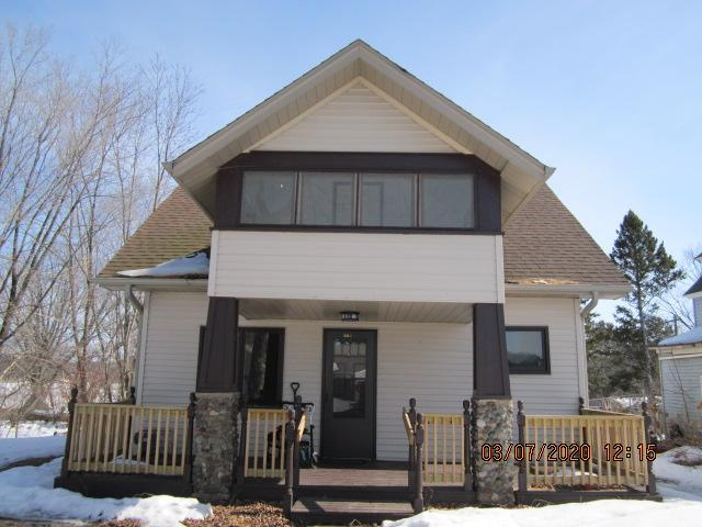 205 Polk Avenue S Property Photo - Frederic, WI real estate listing