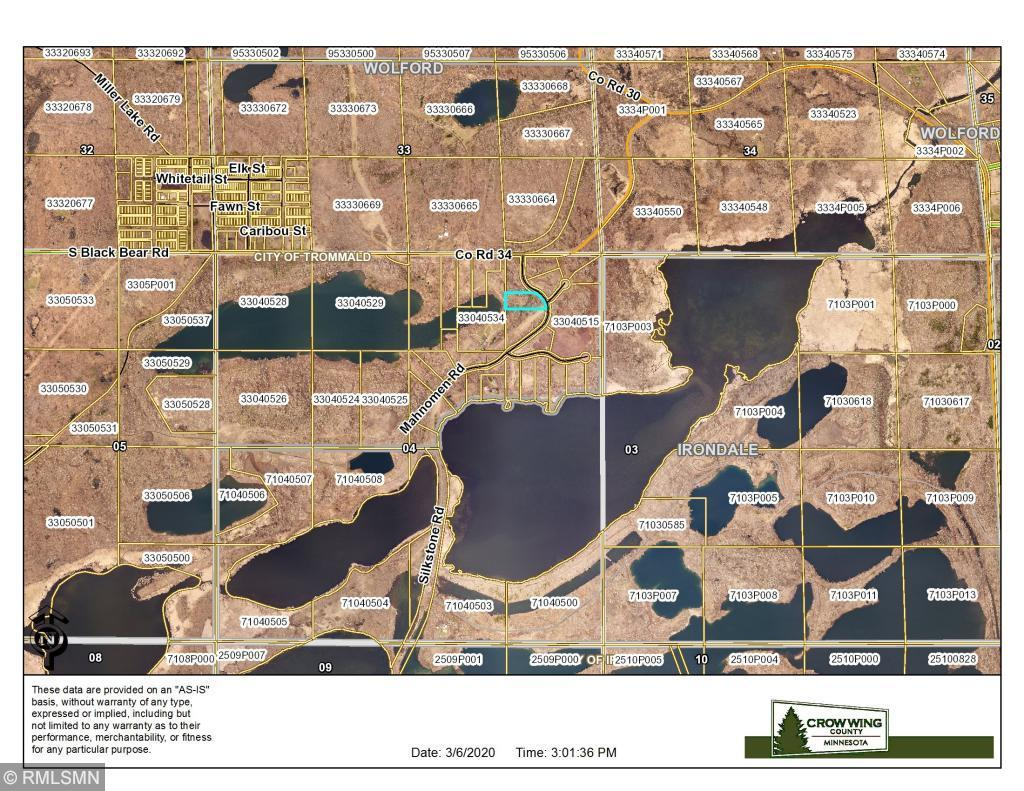 Bluffs Of Lake Mahnomen Real Estate Listings Main Image