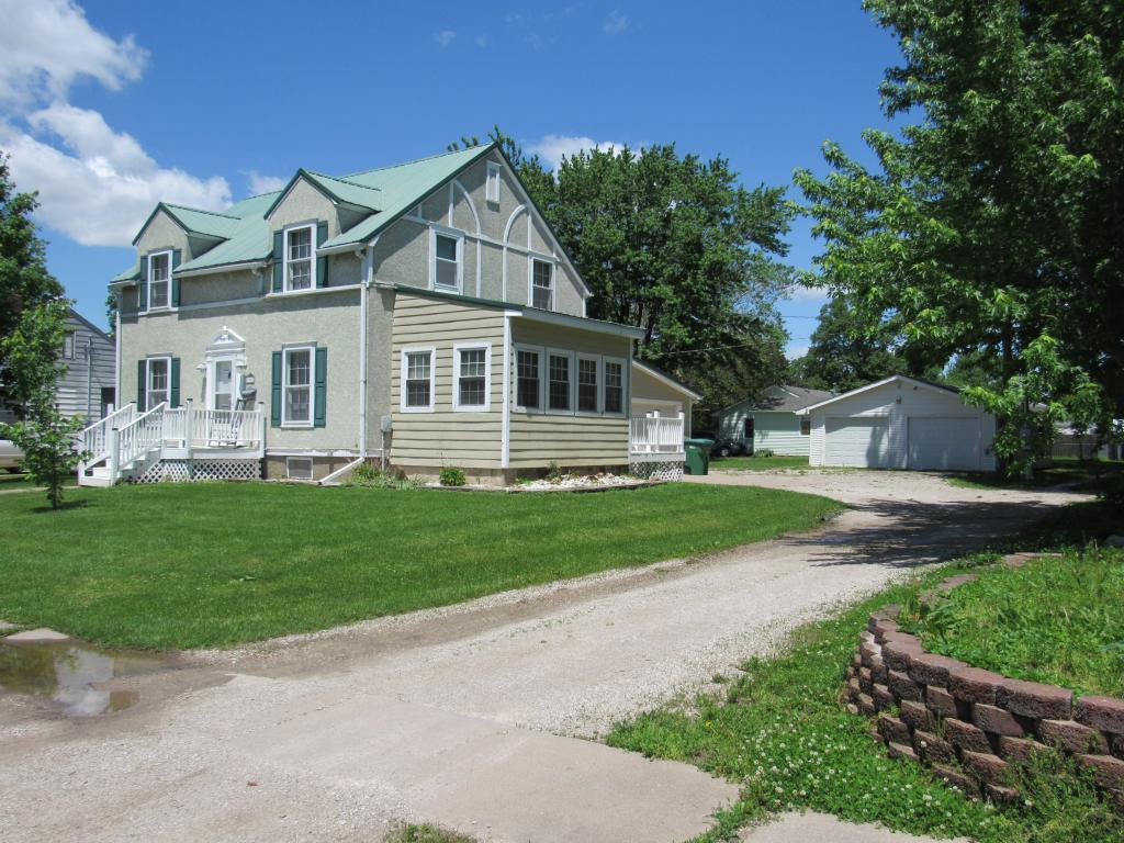 306 North Property Photo - Bloomfield, IA real estate listing