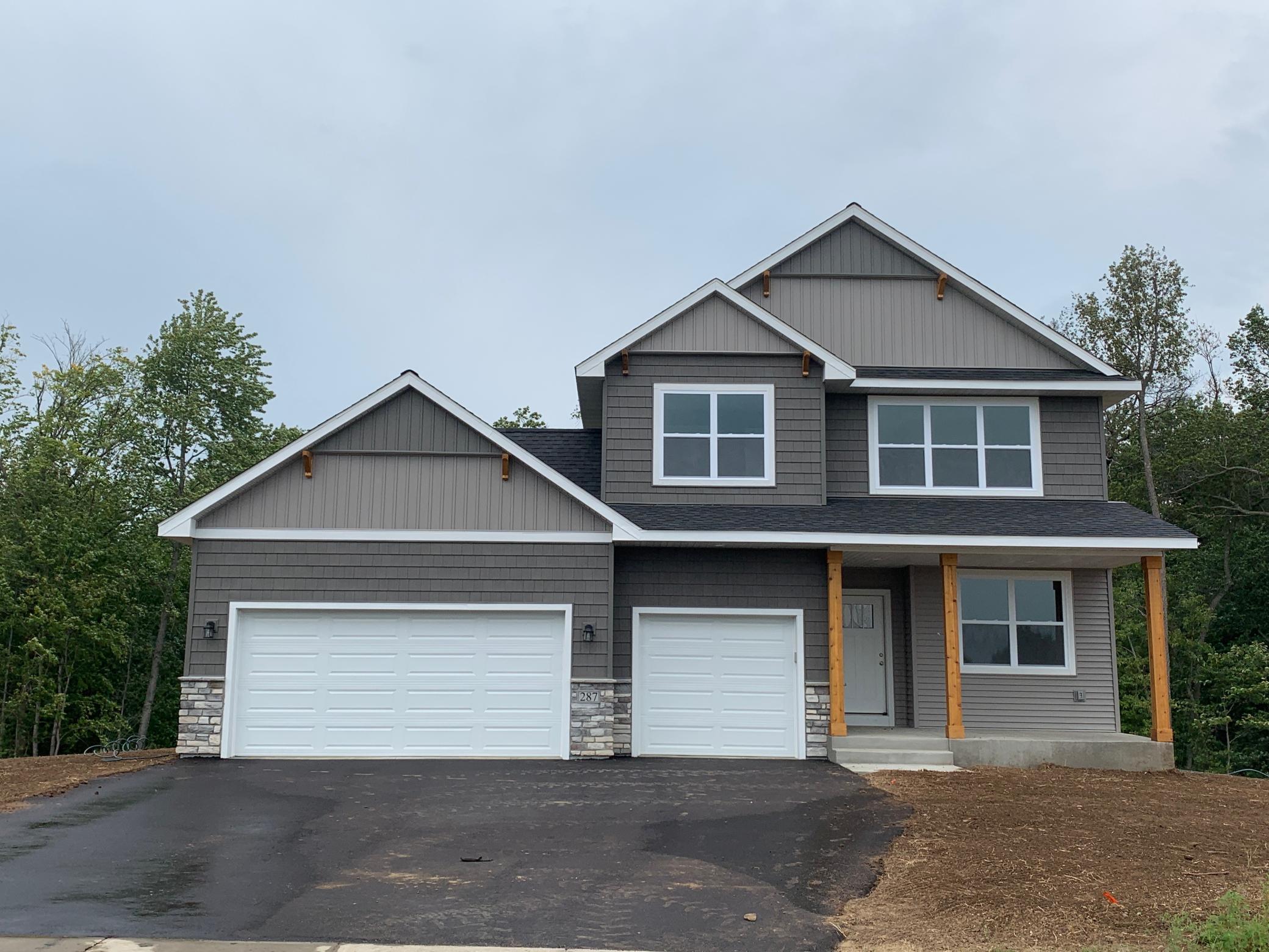 287 Eagle Ridge Drive Property Photo - Roberts, WI real estate listing