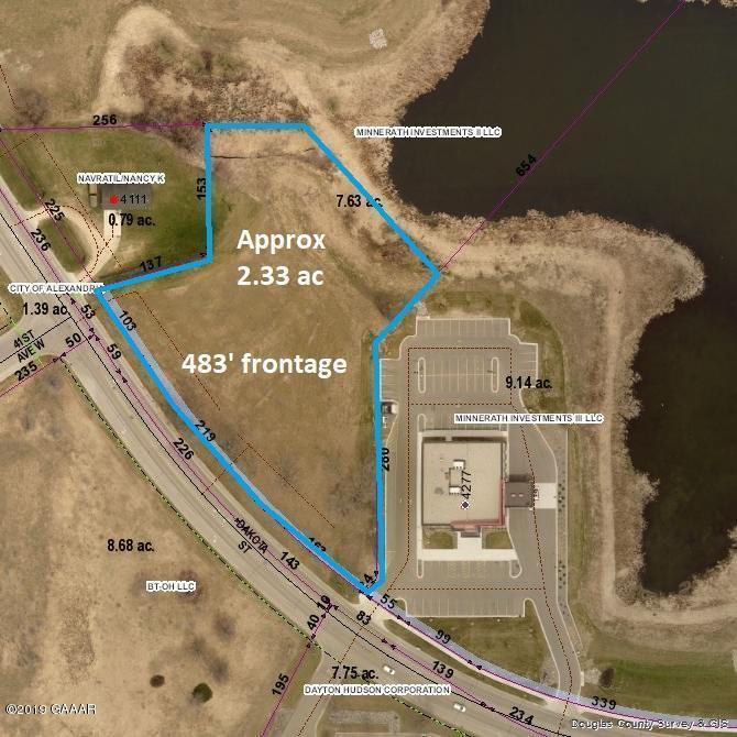 41XX Dakota Street Property Photo - Alexandria, MN real estate listing