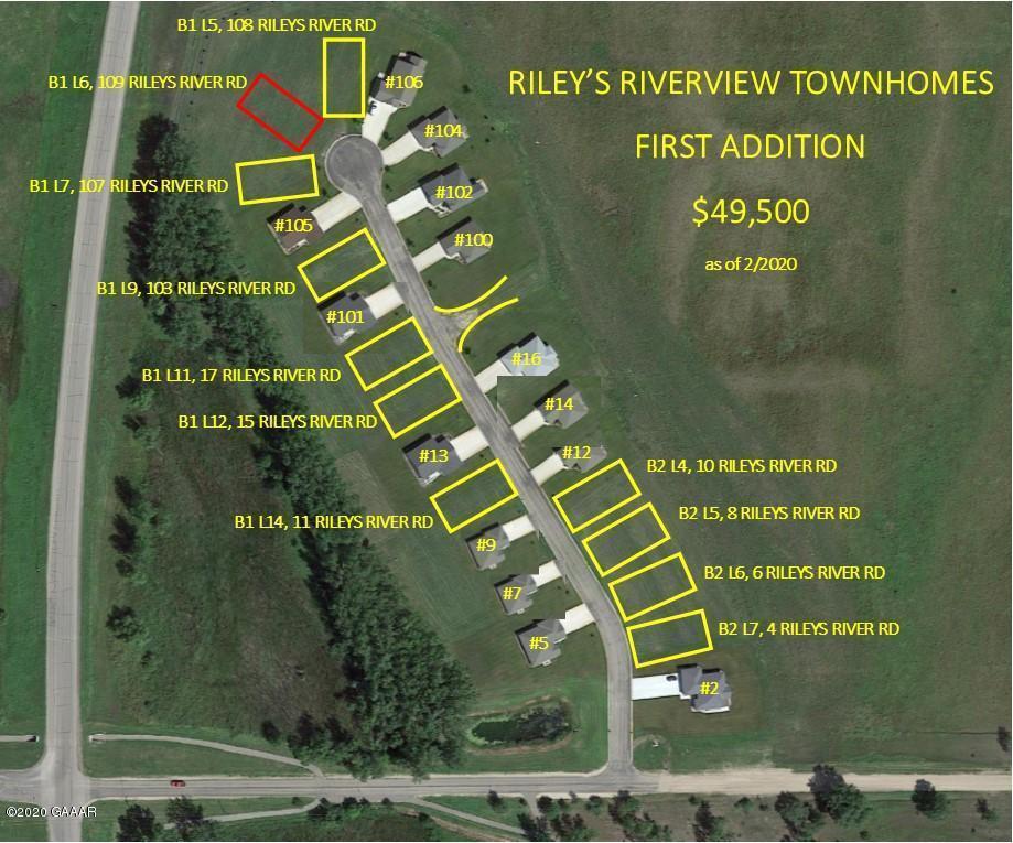 109 RILEYS RIVER Road Property Photo - Morris, MN real estate listing