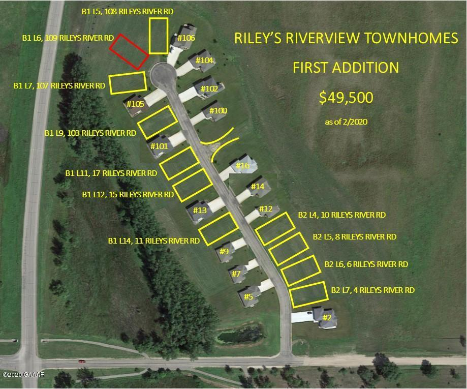 109 RILEYS RIVER Property Photo - Morris, MN real estate listing
