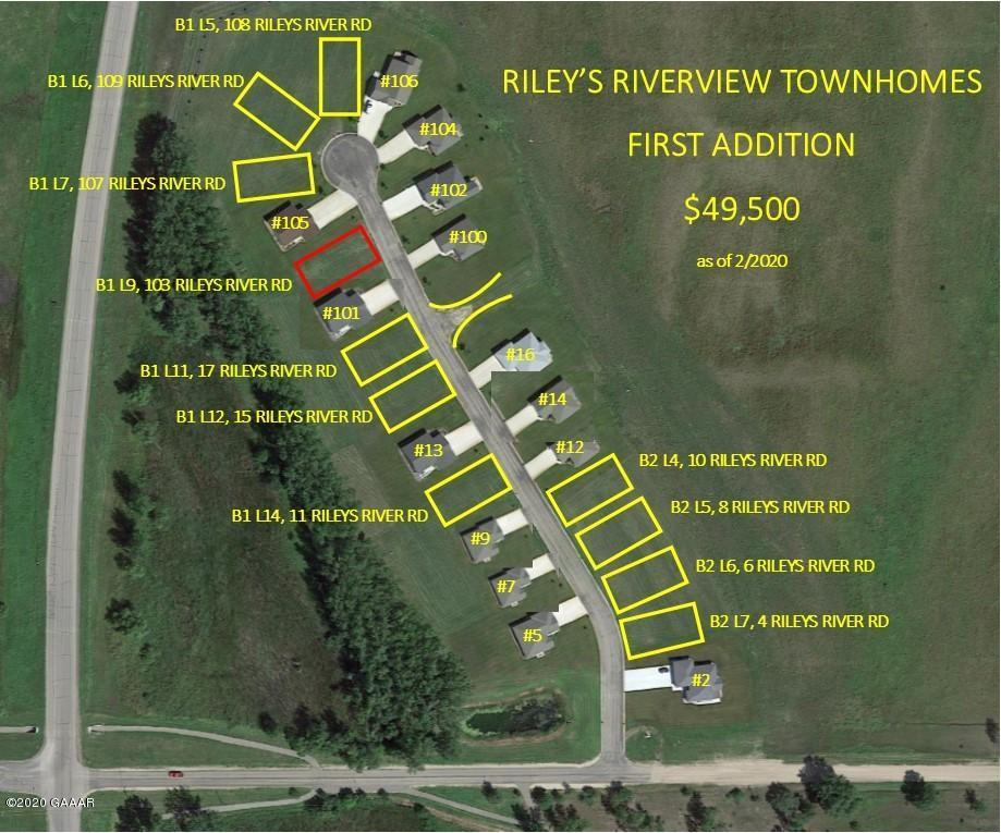 103 RILEYS RIVER Property Photo - Morris, MN real estate listing