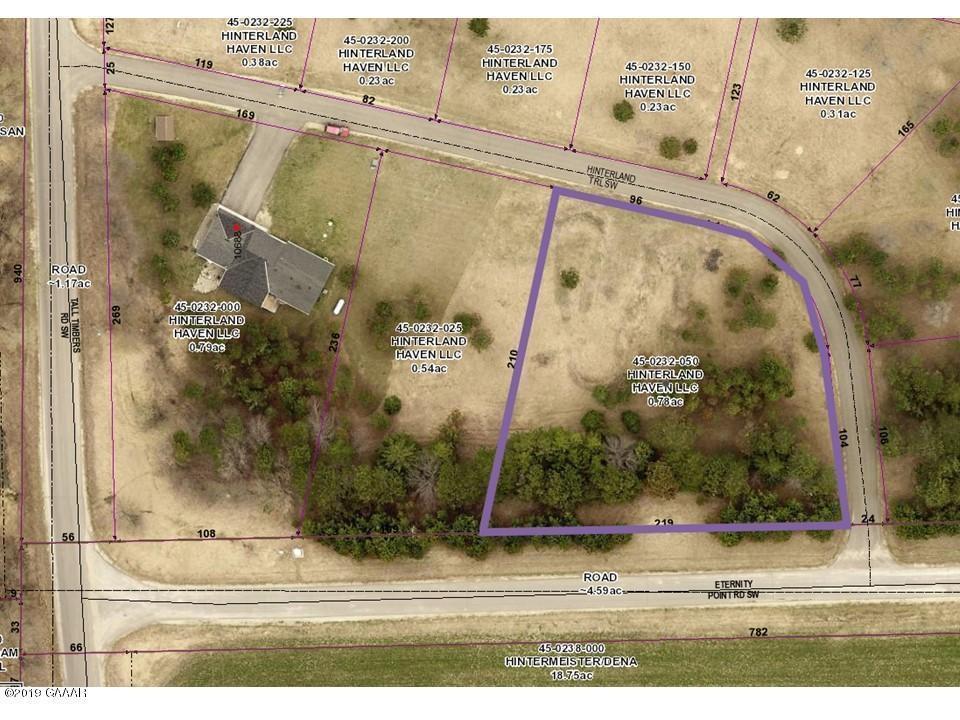 Xxx Hinterland Haven Property Photo - Garfield, MN real estate listing