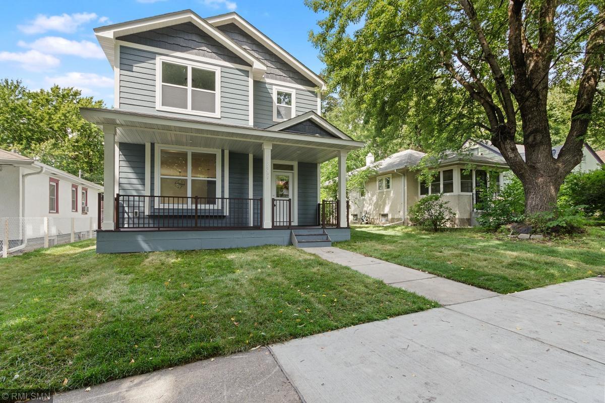 3427 Logan Avenue N Property Photo - Minneapolis, MN real estate listing