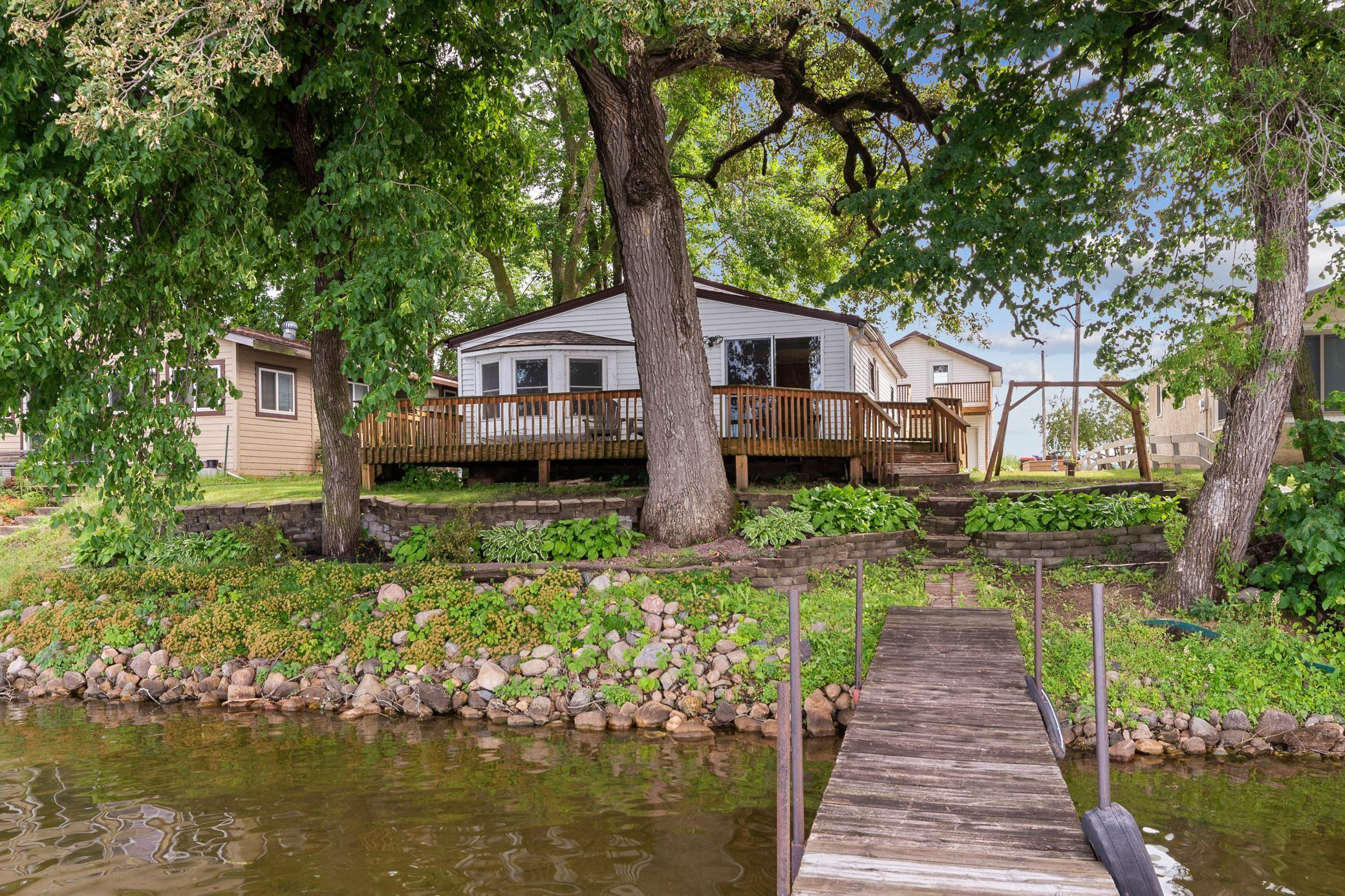 10581 Grover SW Property Photo - Howard Lake, MN real estate listing