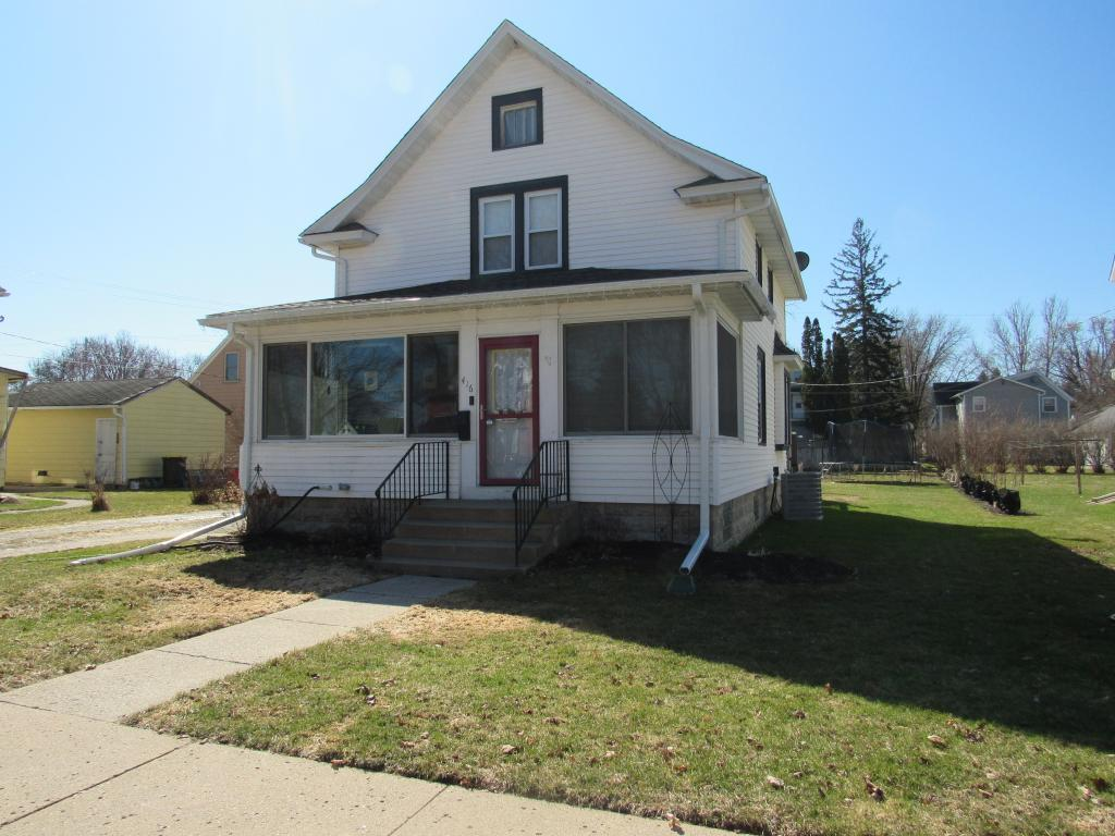 416 7th Property Photo - Blue Earth, MN real estate listing