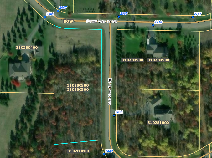 TBD Golf View NE Property Photo - Northern Twp, MN real estate listing