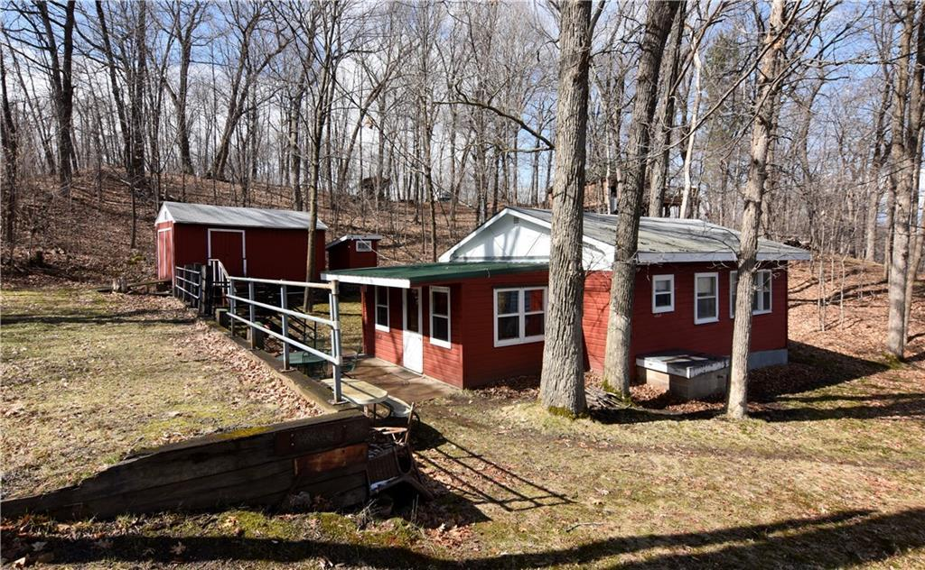 2599 27 1/4 27 3/4 Street #A Property Photo - Cedar Lake Twp, WI real estate listing