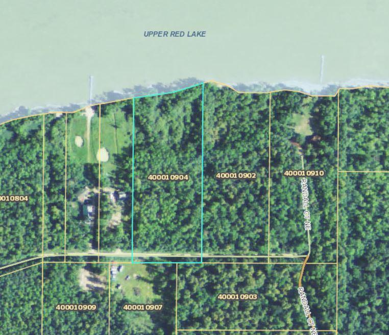 TBD Whipple NE Property Photo - Shotley Twp, MN real estate listing