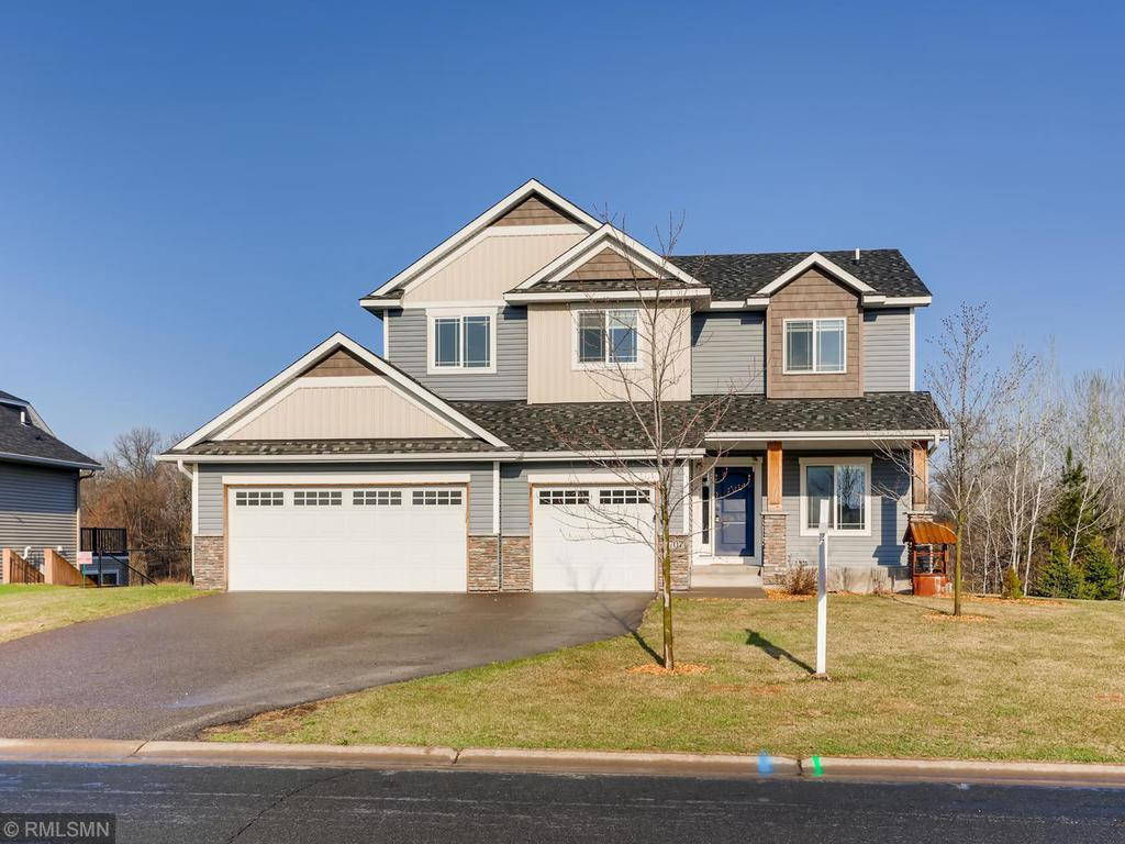 2707 225th NW Property Photo - Oak Grove, MN real estate listing