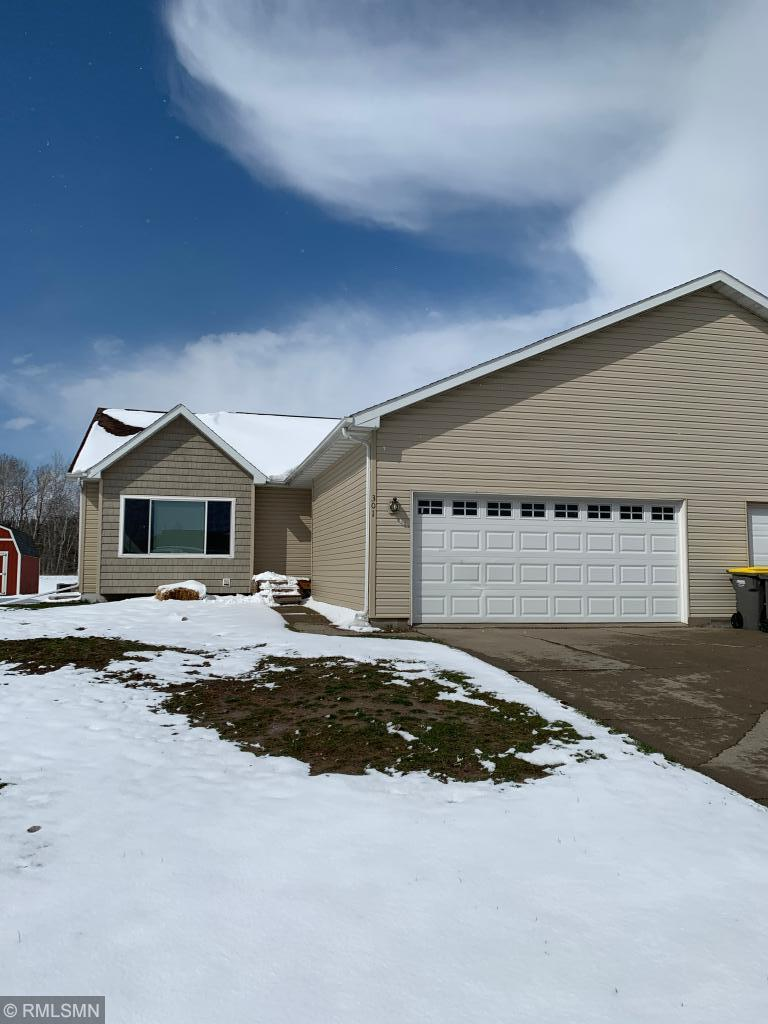 301 Meadow Property Photo - Woodville, WI real estate listing