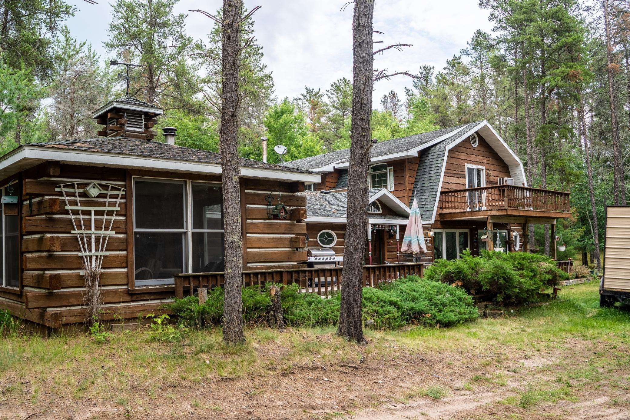 N7518 Wood Property Photo - Trego, WI real estate listing