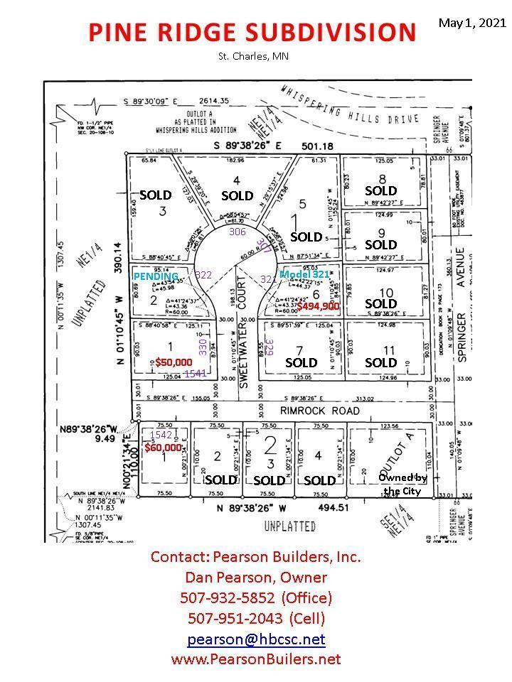 1541 Rimrock Road Property Photo