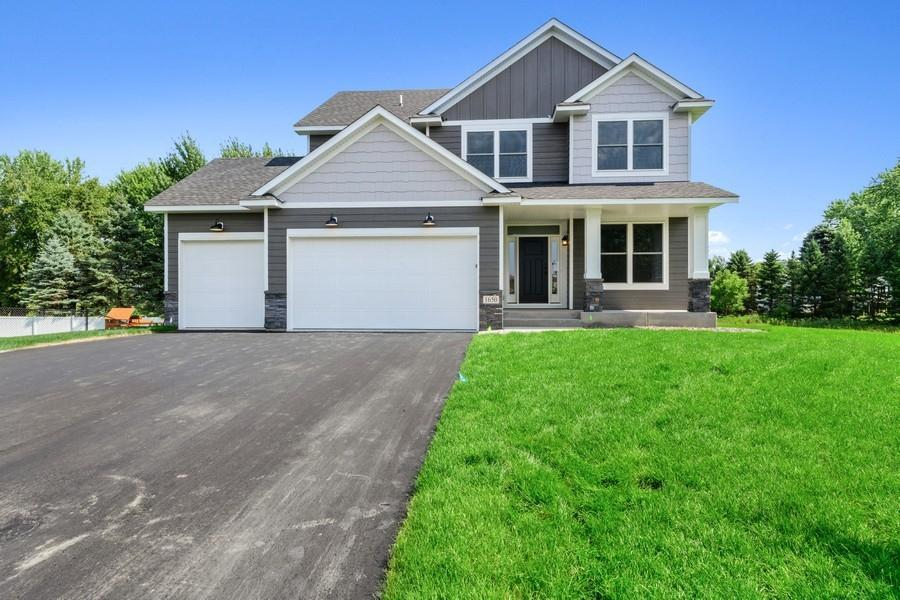 1650 Hunters Ridge Lane Property Photo - Centerville, MN real estate listing