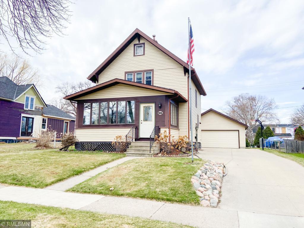 305 Main Property Photo - Arlington, MN real estate listing