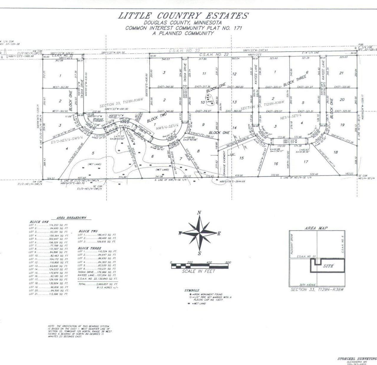 14 Kaycee Property Photo - Garfield, MN real estate listing