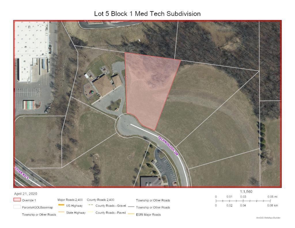 Lot 5 B1 Technology Property Photo