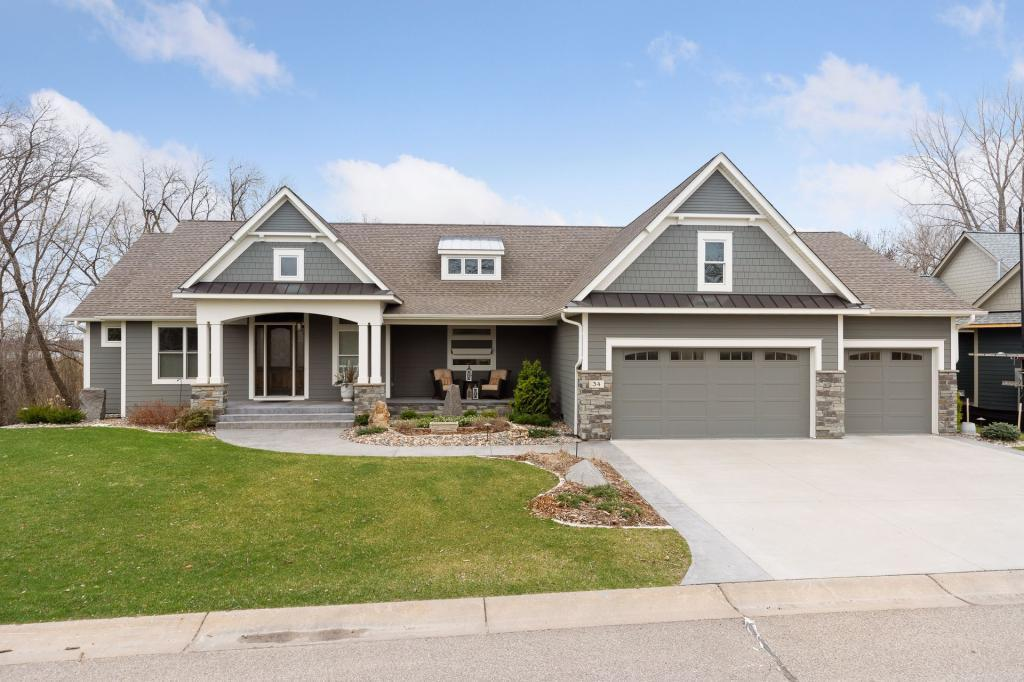 34 Crescent Property Photo - North Oaks, MN real estate listing