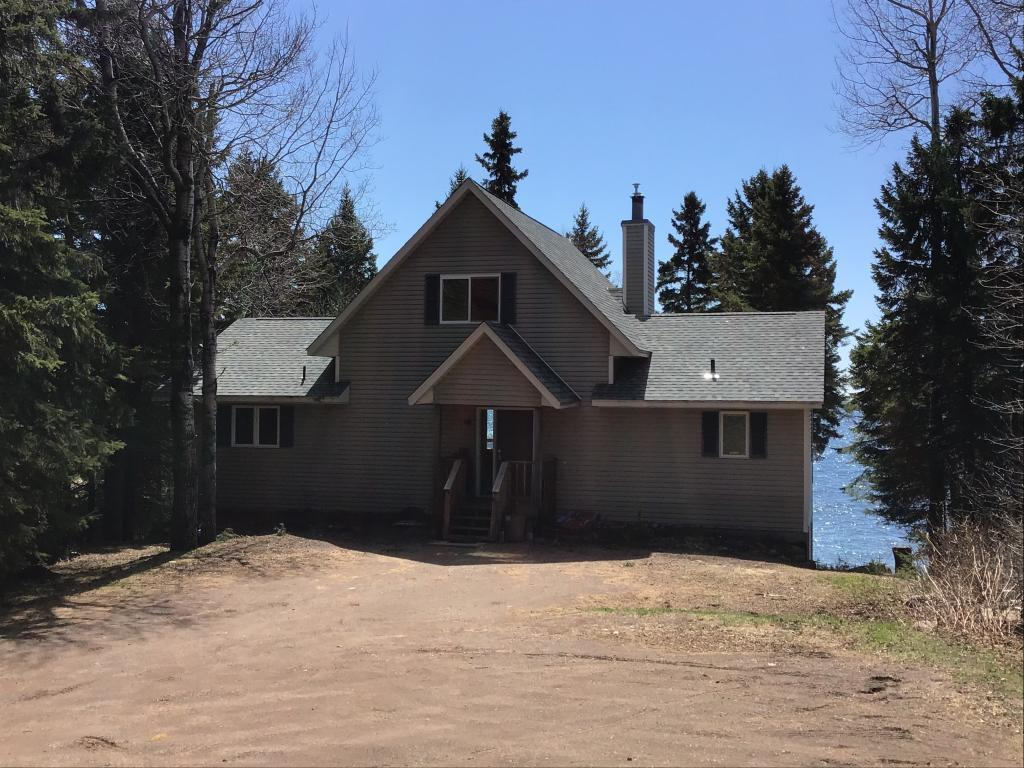 4680 Cascade Beach Property Photo - Lutsen, MN real estate listing