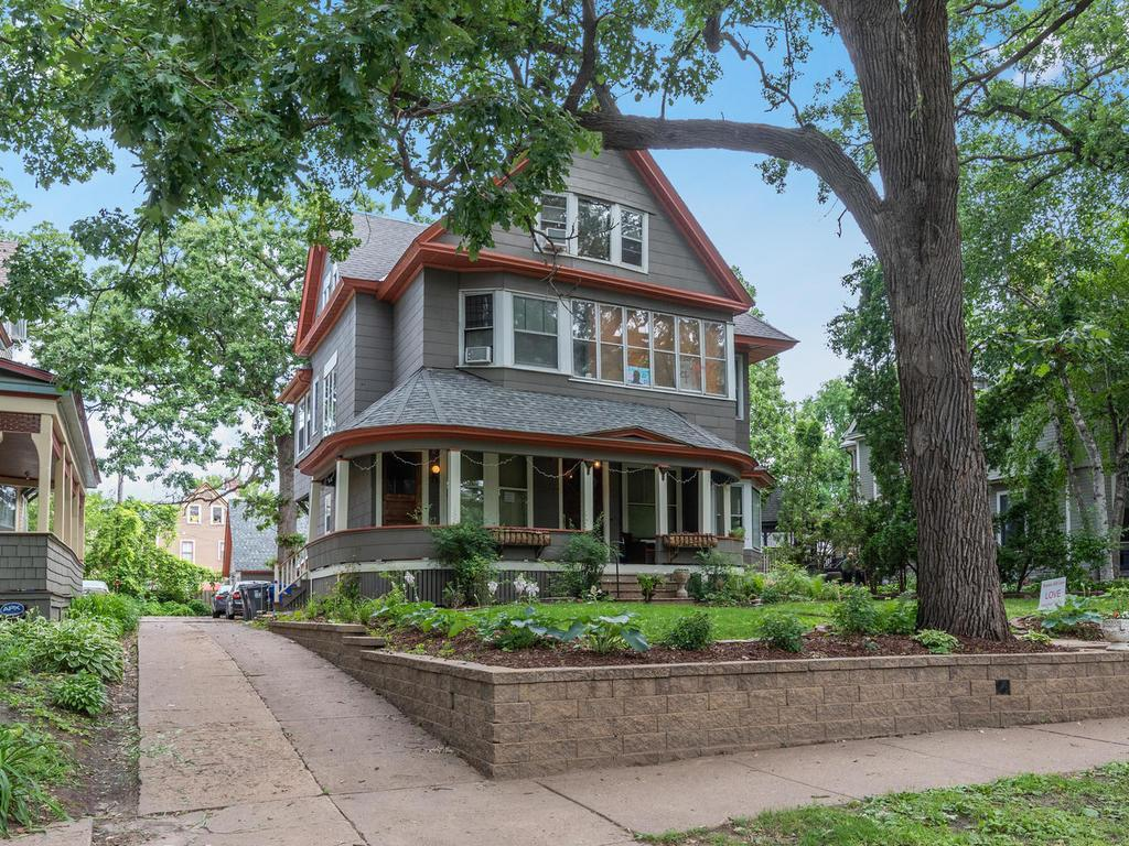 529 Portland Property Photo - Saint Paul, MN real estate listing