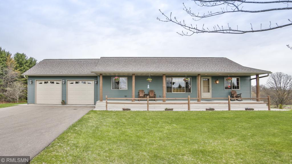 2760 County N Property Photo - Cady Twp, WI real estate listing