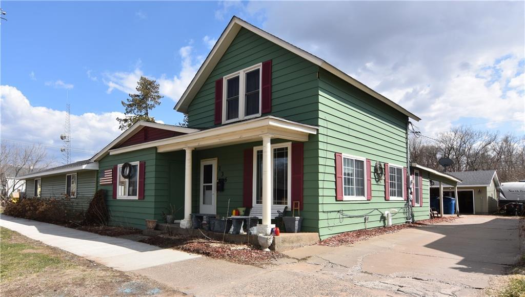 136 W Messenger Street Property Photo - Rice Lake, WI real estate listing