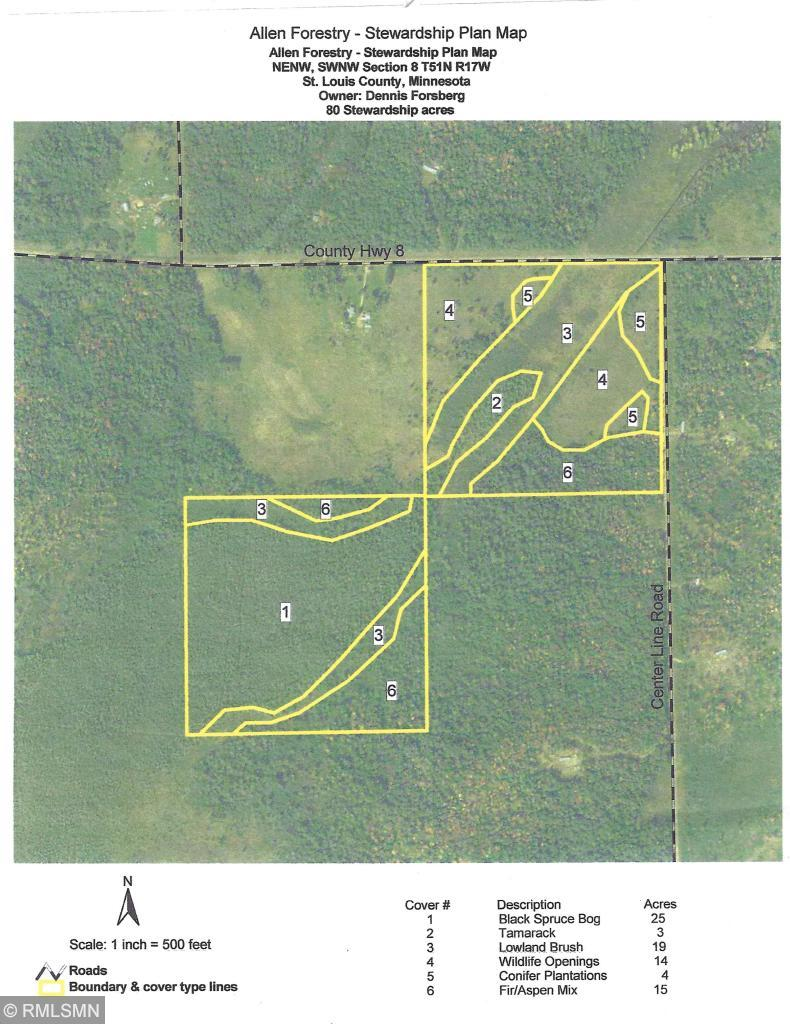 80XX Co Rd 8 Property Photo - Cloquet, MN real estate listing