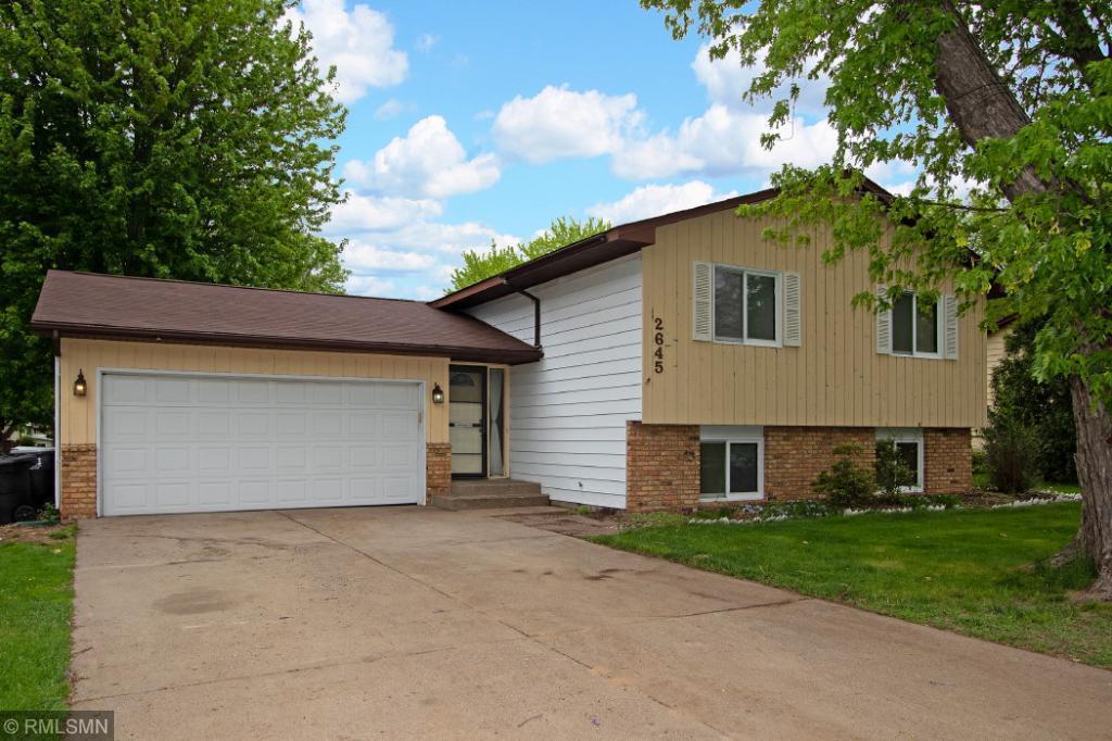 2645 Ridge Property Photo - Mounds View, MN real estate listing