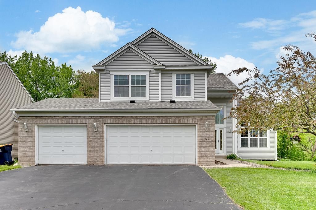970 Earley Lake Property Photo - Burnsville, MN real estate listing