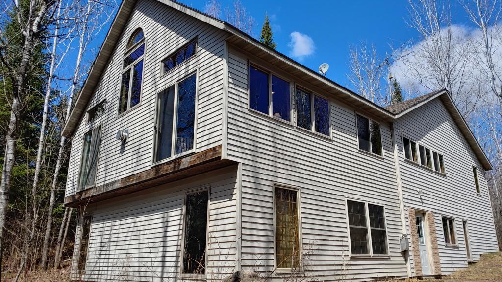11556 Old Ash Lake Property Photo - Orr, MN real estate listing
