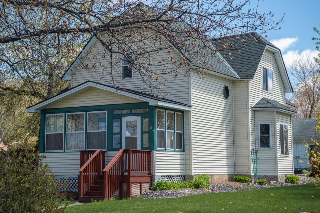 517 Cypress S Property Photo - Braham, MN real estate listing