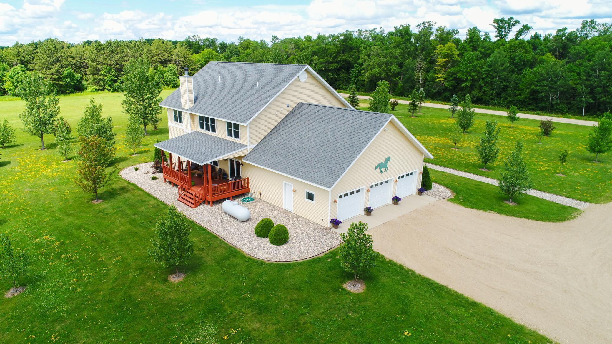 8314 Crooked Lake Road NE Property Photo - Nelson, MN real estate listing