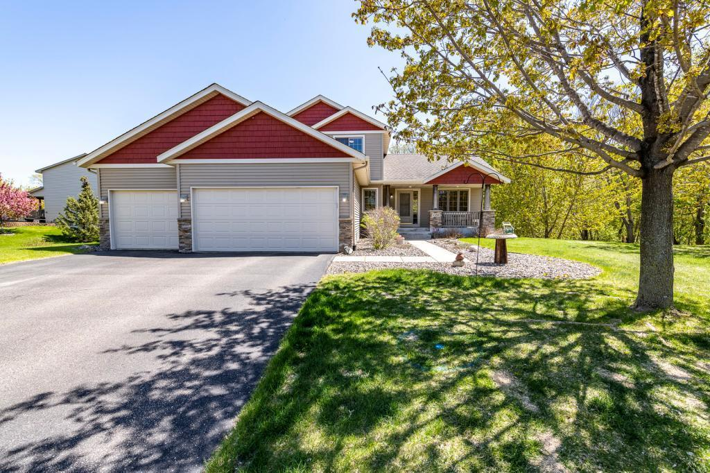 1255 Rolling Oaks NE Property Photo - Hanover, MN real estate listing