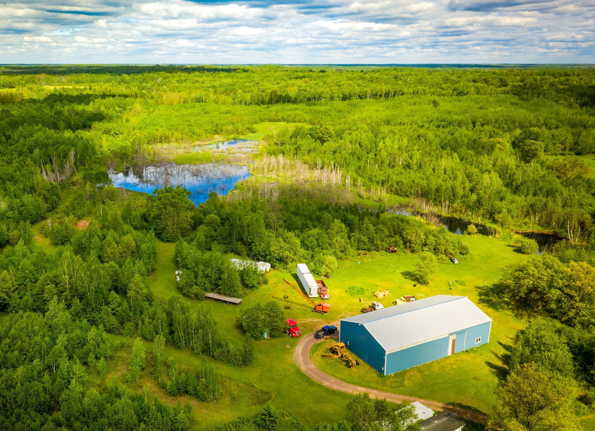58218 Fleming Logging Road Property Photo - Sandstone, MN real estate listing