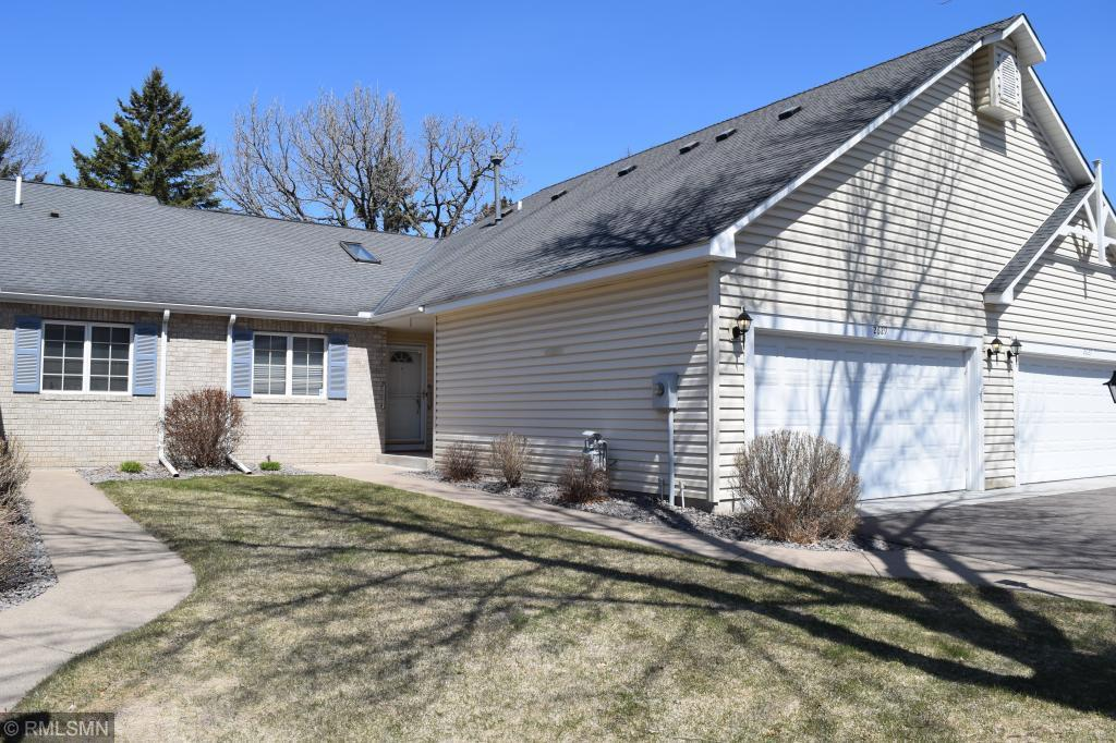 2629 Lake Court Property Photo - Mounds View, MN real estate listing