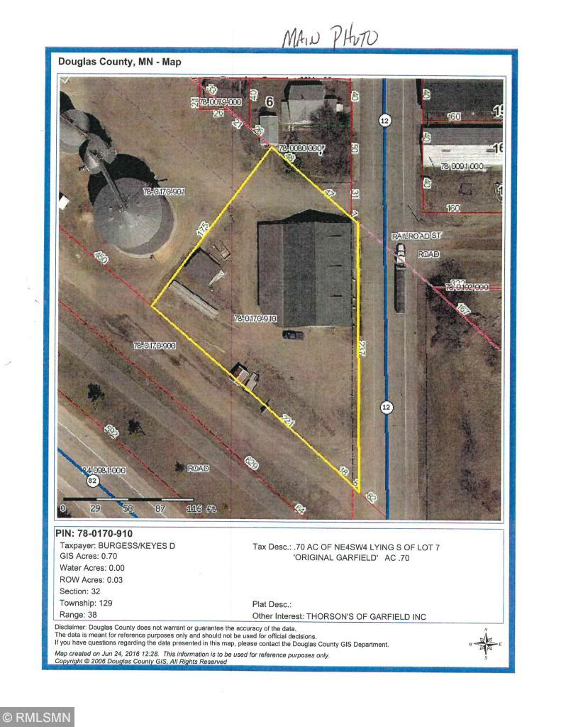 202 State St N Property Photo - Garfield, MN real estate listing
