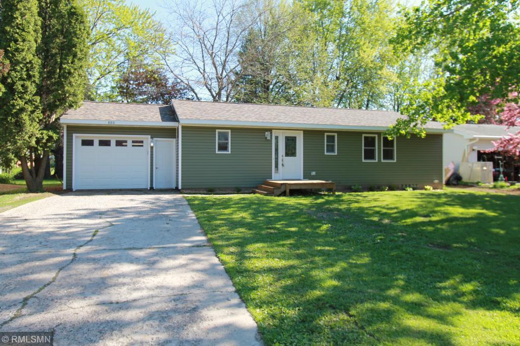 880 Elm Property Photo - Baldwin Twp, WI real estate listing
