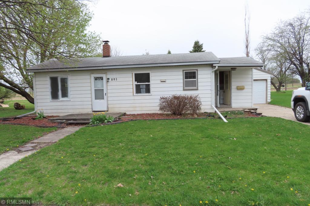 251 Dupont NE Property Photo - Hector, MN real estate listing